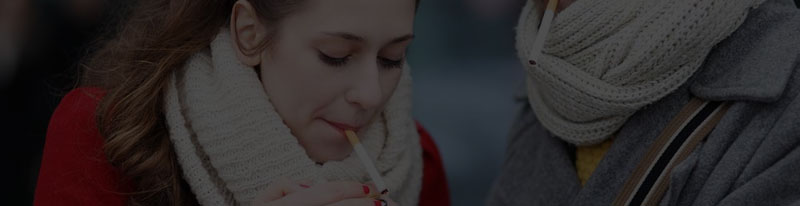 Arrêter de fumer, chomeur